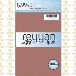 088 Reyyan İpek (PUDRA AÇIK) 100 cm Düz Kokulu Poşetli Yazma