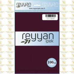 026 Reyyan İpek (K.MÜRDÜM) 100 cm Düz Kokulu Poşetli Yazma